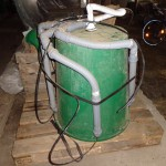 Kompost-Tee-Kocher